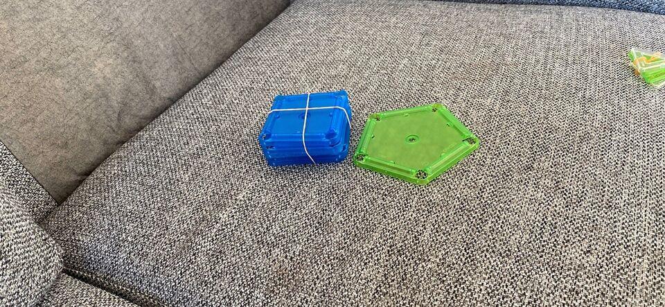 Byggesæt, Magnetisk legetøj, Geomag