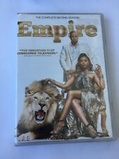 Empire: Season 2 (DVD, 2016, 5-Disc Set)