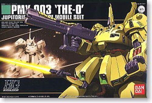 BANDAI HGUC 1  144 PMX -003 O Plastic modellllerler Kit bilene Suit Z Gundam japan