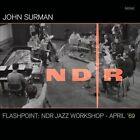 Flashpoint: NDR Jazz Workshop - April '69 by John Surman (CD, Feb-2011, 2 Discs, Cuneiform Records)