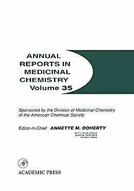 Annual Reports in Medicinal Chemistry by Doherty, Annette M.