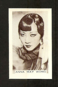 ANNA-MAY-WONG-CARD-VINTAGE-1930s-COLLECTION-FACCHINO-039-S-CINEMA-STARS