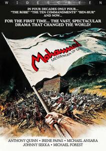 Mohammad-Messenger-Of-God-Aka-The-Message-REGION-1-DVD-New