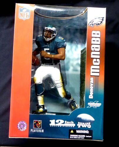 "12/"" QB Donovan McNabb Series 2 Figure Eagles McFarlane Sports NFL Football"