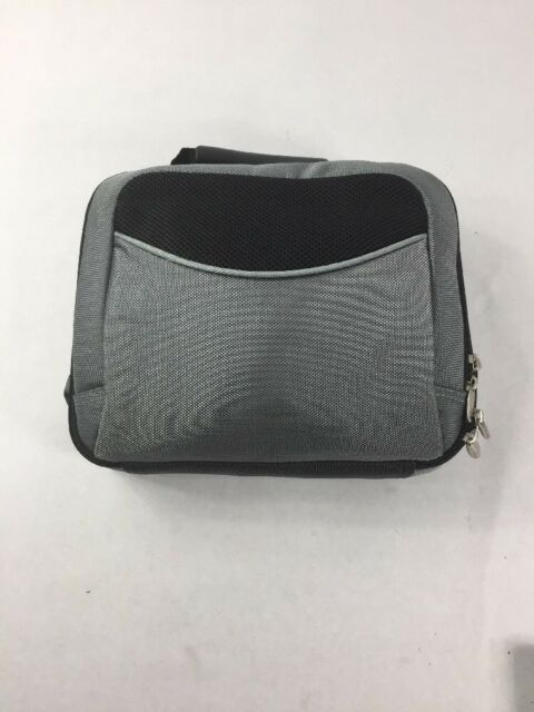 MAGNAVOX MPD850 PORTABLE DVD PLAYER TRAVEL CASE TRIP CAR COMPLETE ADAPTER MOVIE