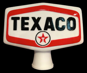 TEXACO-PETROL-BOWSER-TOP-GLOBE-PUMP-GAS-USA-LIGHT-SIGN-VINTAGE-REPO-NEW-CHEIF