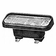 Number Plate Light: Number Plate Lamp 12v Flush FIT | HELLA 2KA 005 049-007