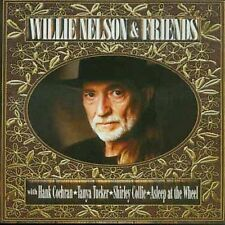 Willie Nelson and Friends by Willie Nelson (CD, Sep-2003, EMI) *Free Shipping*