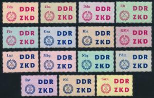 DDR-Dienst-MiNr-C-1-15-tadellos-postfrisch-Mi-40