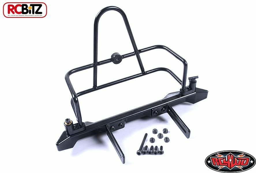 Tough Armor Rear Tire Holder for Axial SCX10 Jeep Rubicon Mount RC4WD Z-S1297