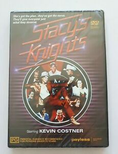 Stacy-039-s-Knights-Kevin-Costner-PAL-DVD-Region-4-New-Sealed