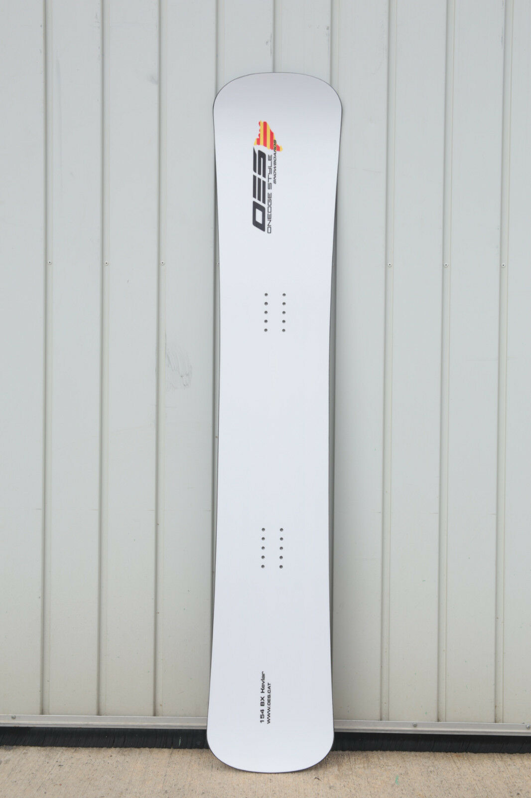 OES Alpine snowboards 154BX Kevlar