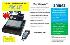 Sam4 Er 940 Er940 Cash Register Reconditionedincludes Programming Setup