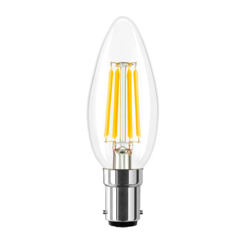 Vintage Filament LED Edison Bulb Dimmable E14 E27 Decorative Industrial Light A+