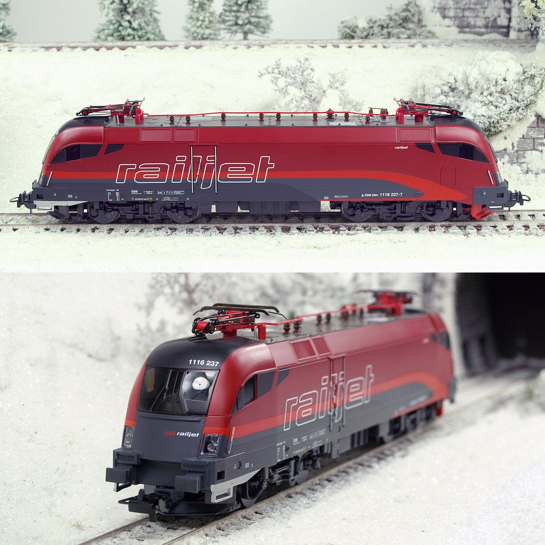 (T71) PIKO TAURUS 97706  Railjet  ÖBB ÖBB ÖBB 1116 237-7  DC  Sonderserie Dolischo  | Deutschland Shop  ddfe7b