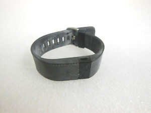 Details about Fitbit Charge HR Activity Fitness Tracker Watch (DEFECTIVE  ITEM) *Black*(60803)