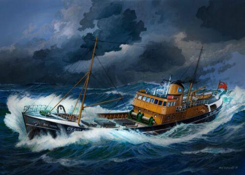 Revell 05204-1//142 Northsea Fishing Trawler Neu