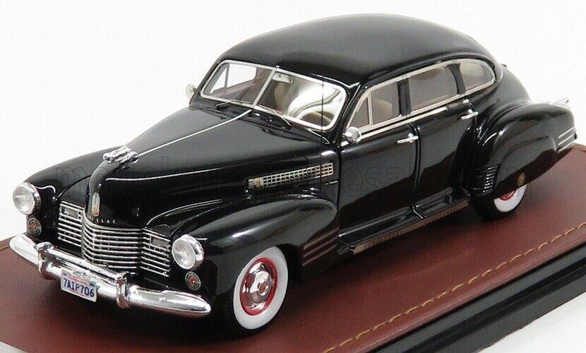 Merveilleux GLM-MODELvoiture  CADILLAC série 63 1941-noir - 1 43  des prix moins chers