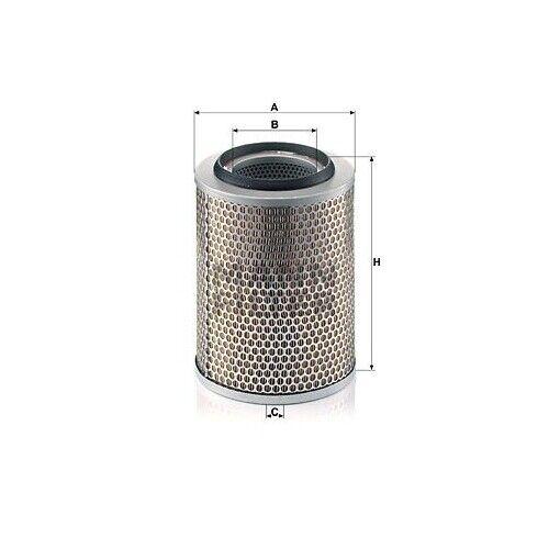 1 Filtre à air MANN-FILTER C 20 356 convient à MERCEDES-BENZ