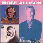 Western Man/Mose in Your Ear by Mose Allison (CD, Sep-2005, Collectables)