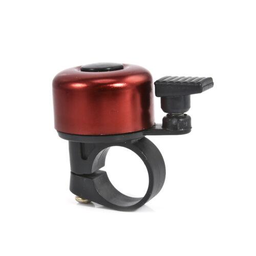 Sport Bike Bell Cycling Bicycle Handlebar Metal Horn Ring Safe Sound Alarm Sound