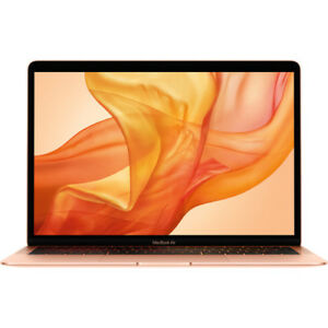 "Apple 13.3"" MacBook Air 128GB with Retina Display (2018, Gold) MREE2LL/A"
