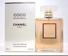 New Chanel Coco Mademoiselle 3.4oz  Women's Eau de Perfume 100ml SEALED BOX