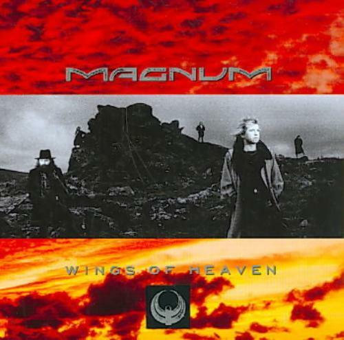 MAGNUM - WINGS OF HEAVEN NEW CD