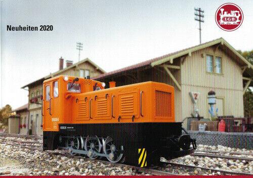Lgb Spur G Nouveautés Catalogue 2020
