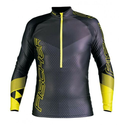 Fischer Racing Shirt Lahti Funktionsshirt schwarz