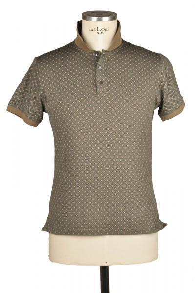 Alpha - Topwear Polo - Mann - brown - 1217627B195355