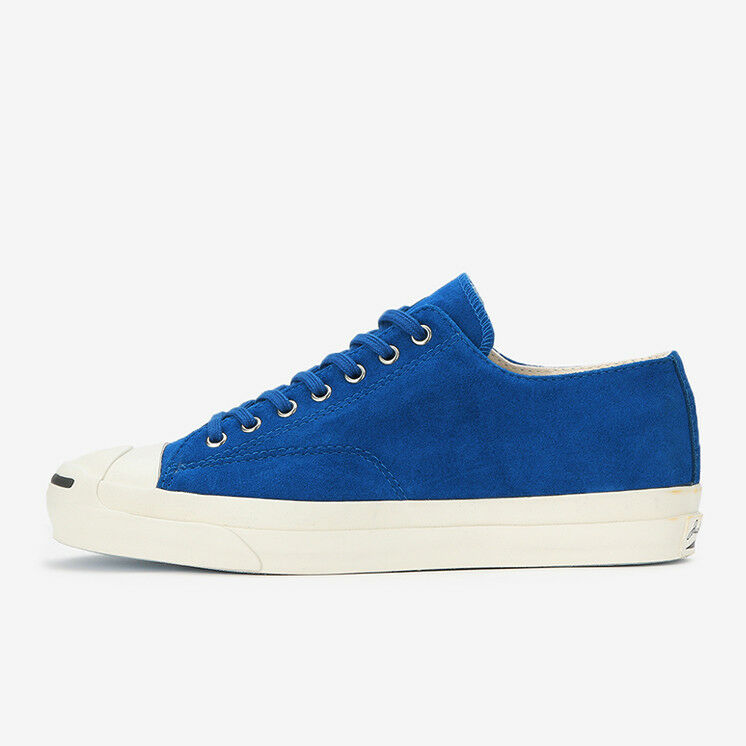 CONVERSE JACK PURCELL RET SUEDE Royal bluee Limited Japan Exclusive