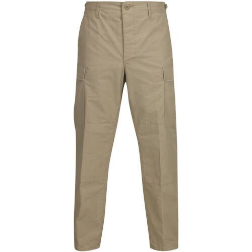 Propper Uniforme BDU Pantalone Ripstop Uomo Policottone Cadetto Polizia Cachi