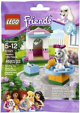NEW LEGO FRIENDS POODLE'S LITTLE PALACE Series 2 #41021 animal pet sets LAST SET