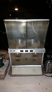 jet spray drink machine
