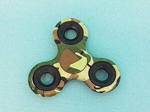 Fidget-detraque-Army-Print-doigt-main-toupie-ADHS-EDC-anti-stress-Spinnerz