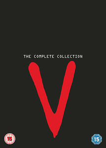 V - The Complete Collection (DVD)