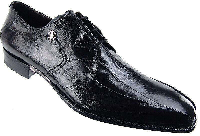 ordina ora i prezzi più bassi Authentic  950 Cesare Cesare Cesare Paciotti US 6 Eel Oxfords Italian Designer scarpe  acquista marca