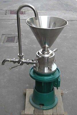 NEW Vertical Sesame soybean Peanut Butter  colloid mill grinder machine JML-80