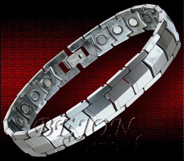 *neu* Wolfram Tungsten Armband Armreif 20,5cm 12mm *wa-07* Bestellungen Sind Willkommen.