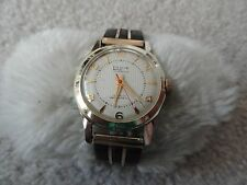 Louis 17 Jewels Incabloc Anti Magnetic Swiss Made Wind Up Men's Vintage Watch