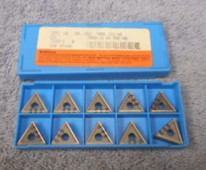 CARBOLOY-Carbide-Inserts-TNMG-332-48-Grade-883-Pack-of-10