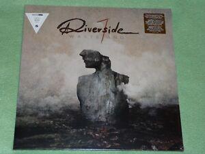 RIVERSIDE-Wasteland-2LP-White-VINYL-CD-Inside-Out-Music-IOMLP-514-NEW-SEALD