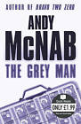 The Grey Man by Andy McNab (Paperback, 2007)