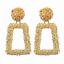 Fashion Women Elegant Crystal Alloy Earrings Rhinestone Stud Dangle Drop Wedding