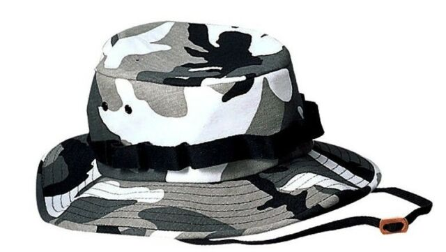 Pink Camo Booniehat Sun Jungle Boonie Hat Camouflage Rothco 5475
