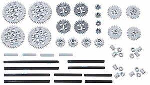LEGO 50pc gear axle SET Technic Mindstorms nxt ev3 motor power bevel pack