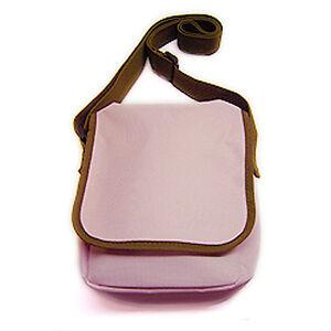 Tasche-Reporter-City-Retro-Bag-Umhaenge-Schulter-pink-rosa-braun-modisch-OVP