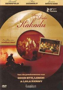 Der-Rote-Kakadu-dvd-NEU-OVP-Max-Riemelt-Jessica-Schwarz-deutscher-Ton-DDR