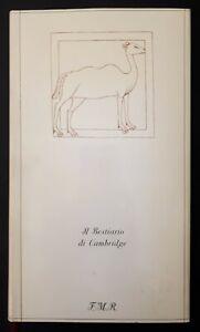 Il-Bestiario-di-Cambridge-Presentazione-di-Umberto-Eco-Franco-Maria-Ricci-1974
